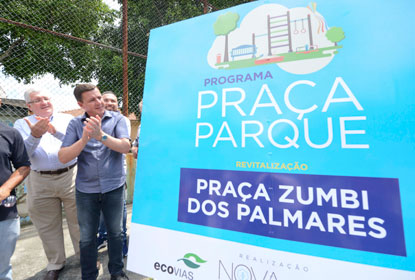 Prefeitura de São Bernardo e Ecovias assinam termo para revitalização de Praça