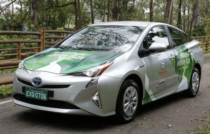 Toyota quer produzir no Brasil carro movido a álcool, gasolina e eletricidade