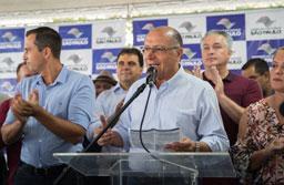 Alckmin entrega unidade da Rede Lucy Montoro em Diadema