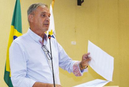 Chiquinho confirma candidatura a estadual e fala em 'opções'