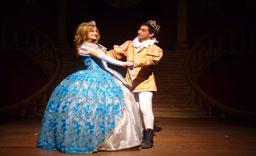 Sexteto João Cristal e 'Cinderella' são as atrações do Teatro Municipal de Santo André