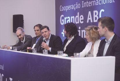 ABC precisa de um Centro de Controle de Tráfego, conclui comitiva italiana