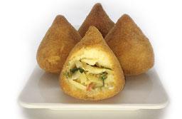 Coxinha de Bacalhau é o novo sabor da Páscoa