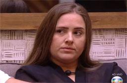 """Com 94,26% dos votos, Patrícia é a sétima eliminada do """"BBB18"""""""