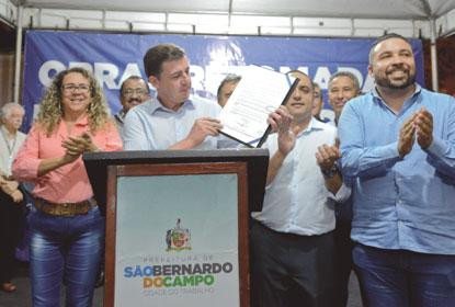 São Bernardo autoriza retomada da canalização do córrego Pindorama