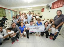 Morando efetua quinto repasse do Fundo Social