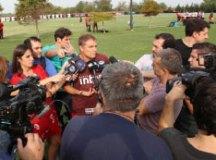 São Paulo pode ter três zagueiros contra o Rosario