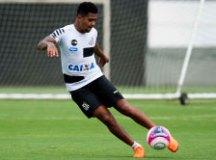 Diogo Vitor tem histórico de indisciplina na base. Foto: Ivan Storti/Santos FC
