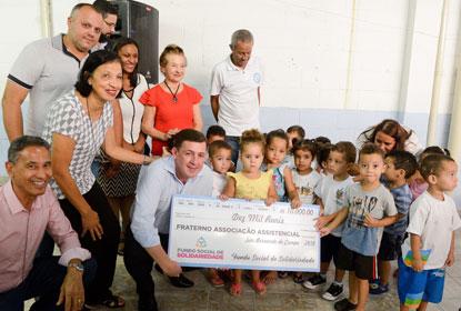 Prefeitura de São Bernardo amplia ação social com repasses a entidades