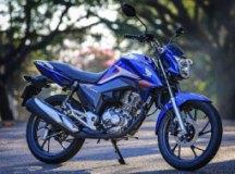 Honda faz recall de 160 mil motocicletas CG 160 por defeito no garfo dianteiro
