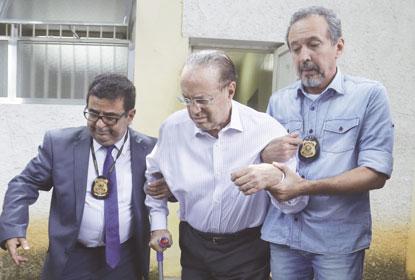Juíza diz que Maluf foi a S.Paulo sem tornozeleira e fala em nova prisão