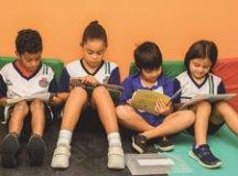 Escola de São Caetano conquista 1º lugar em campeonato digital de leitura