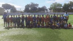 Projeto ensina futebol e cidadania em Diadema