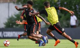 Com Renê Júnior e Clayson, Carille muda o Corinthians