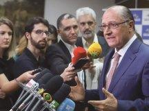 Não tiramos Alckmin da Lava Jato, ele não estava nela, diz vice-procurador-geral