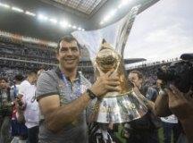 Carille troca o Corinthians pelo futebol árabe