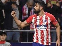 Diego Costa marca e leva Atlético de Madri à final da Liga Europa contra o Olympique