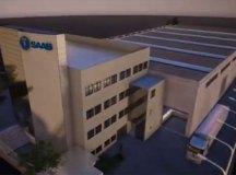 Saab lança pedra fundamental de fábrica em São Bernardo