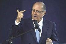 Suspeita de que cunhado recebeu de concessionária é absurda, diz Alckmin