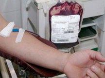 Saúde convoca doadores de sangue para repor estoque