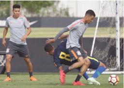 Carille inicia preparação para jogo decisivo contra o Deportivo Lara na Venezuela