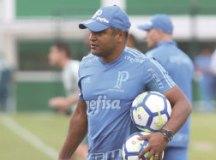 Roger destacou desempenho crescente da equipe no ano. Foto: Cesar Greco/Agência Palmeiras