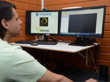 Planetário aderiu à Bramon, organização voltada à pesquisa e produção de dados científicos sobre o assunto; levantamento detectou que cerca de 20 meteoros cruzam o céu de Santo André por semana. Foto: Júlio Bastos/PSA