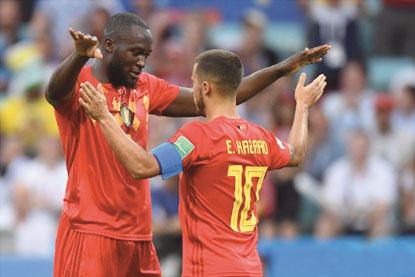 Lukaku faz dois, e Bélgica vence a estreante Panamá na Copa
