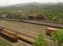 Pátio ferroviário da MRS no Campo Grande, no entorno do qual será erguido o projeto. Foto: Arquivo