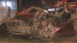 Acidente com carro e ônibus mata quatro pessoas em São Bernardo