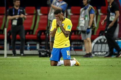 Brasil perde da Bélgica por 2 a 1 e está eliminado da Copa
