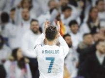 Por € 100 milhões, Cristiano Ronaldo deixa o Real