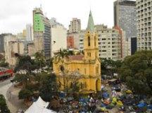 Vítimas de desabamento em São Paulo ainda estão sem auxílio-moradia