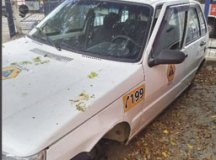 Veículos da Defesa Civil de Mauá têm baterias e pneus roubados