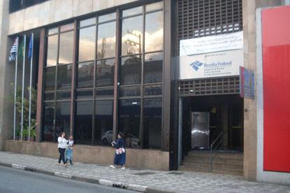 Receita Federal estuda fechar posto de atendimento em São Bernardo