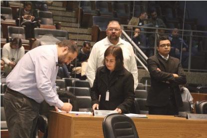 Câmara de S.Bernardo volta do recesso e aprova folga para GCMs