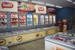 Coop investe em projeto store in store em parceria com a Swift