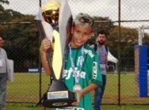 Joia de Diadema brilha na base do Palmeiras