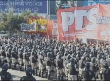 Dia de paralisação cria 'feriado de primavera' em Buenos Aires