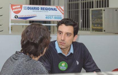 Candidato a federal, Guilherme  Ribeiro defende  apenas uma reeleição para cargos políticos