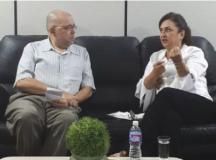 Vice de Ciro Gomes, Kátia Abreu defende novo pacto federativo: 'prefeitura virou fábrica de moer político'