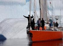 No litoral de Santa Catarina, há pelo menos três veleiros oceânicos atracados na Marina Itajaí de países como Austrália, Inglaterra e Polônia que oferecem cruzeiros com passageiros. Foto: Divulgação/Podorange