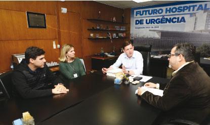 Com investimento de R$ 500 mil,  Av. Rotary ganhará nova iluminação