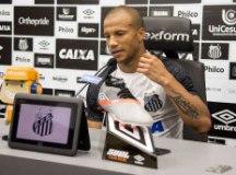 """Sánchez: """"É uma função da qual gosto, a de armador"""". Foto: Ivan Storti Santos FC"""