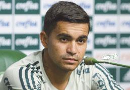 Palmeiras vê dificuldade para segurar Dudu