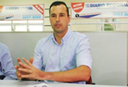 Michels diz que conta com Estado e Bolsonaro para melhorar a segurança