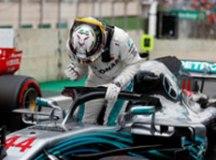 Hamilton fez a  a 82ª pole da carreira. Foto: Divulgação