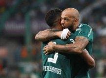 Palmeiras vence Flu e pode ser campeão no domingo