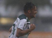 Palmeiras só empata com o lanterna, mas mantém vantagem na liderança