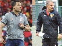 Ventura e Aguirre jogam Majestoso por 2019